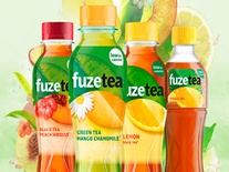 Petfles Fuze Ice Tea